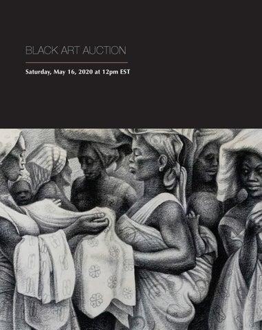 Black Art Auction By Tyler Fine Art Issuu