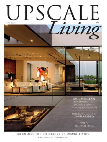 May 2020 By Upscale Living Magazine Issuu