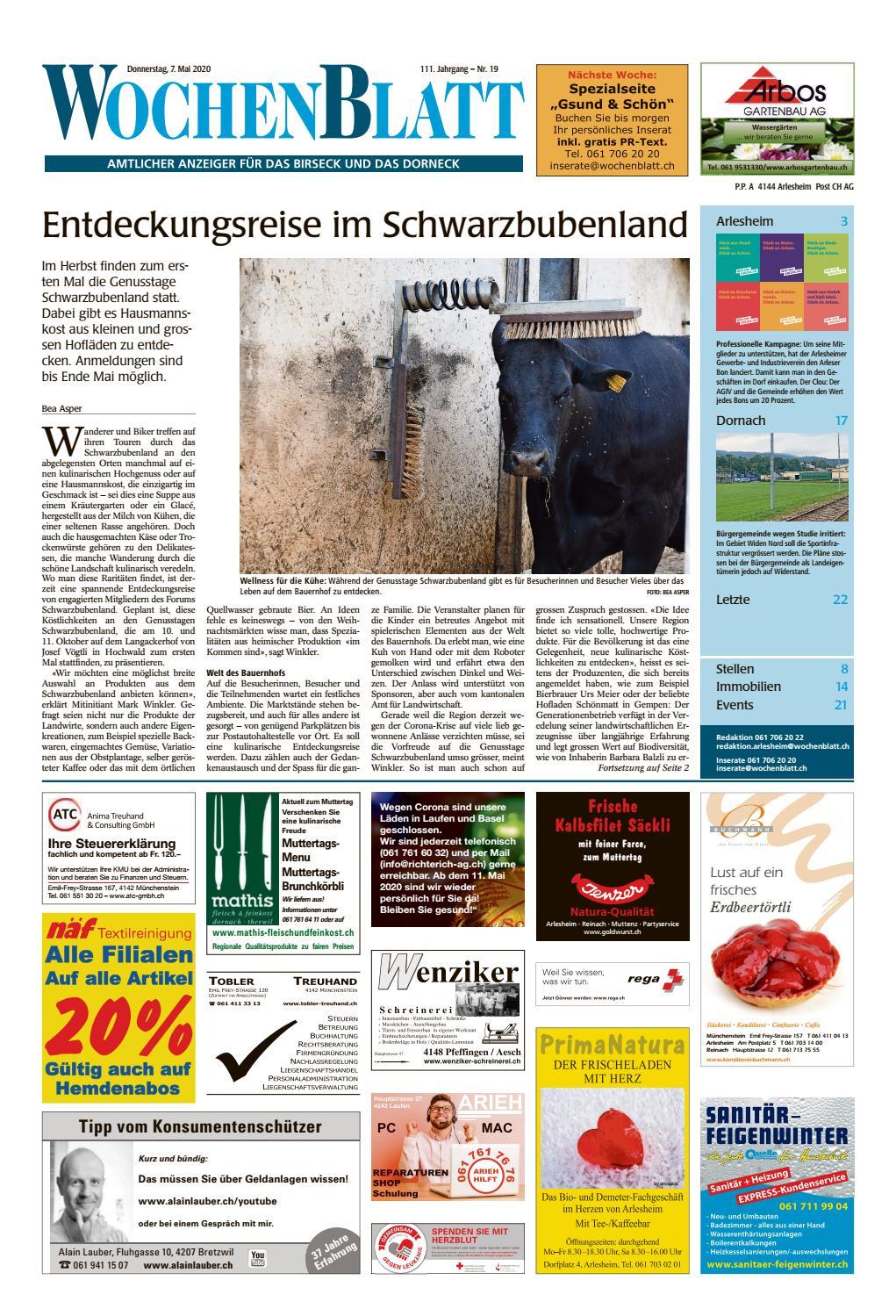 Junge Dichter fr die Region - Wochenblatt