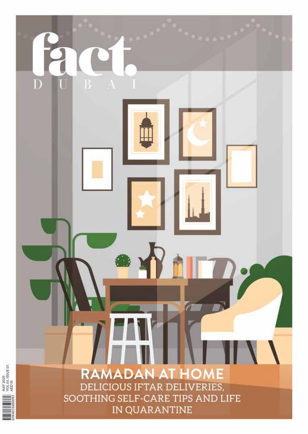 Fact Dubai May 2020 By Fact Magazine Issuu