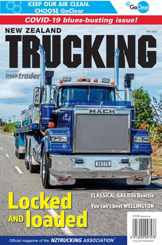 New Zealand Trucking May 2020 By Nztrucking Issuu Top 15 scary trucker dashcam videos. new zealand trucking may 2020 by