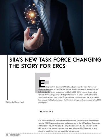 Page 30 of SIIA'S NEW TASK FORCE CHANGING THE STORY FOR ERCS