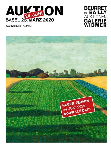 Schweizer Kunst By Beurret Bailly Widmer Auktionen Issuu