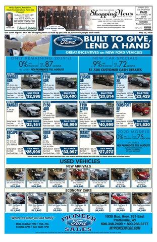 Gil Shopping News 5 12 By Woodward Community Media Issuu