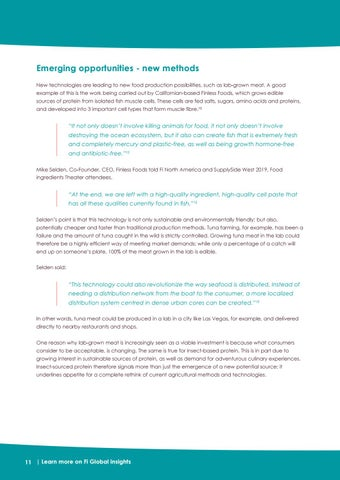 Page 11 of Emerging opportunities - new methods