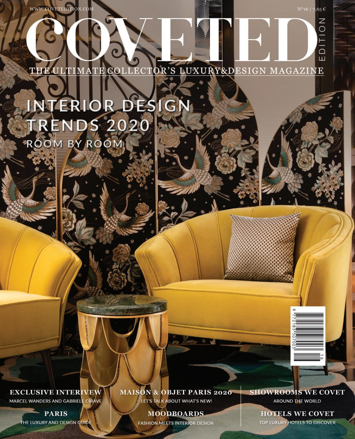 Coveted Magazine S 16th Issue By Trend Design Book Issuu