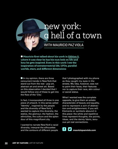 Page 30 of New York: a hell of a town Mauricio Paz Viola