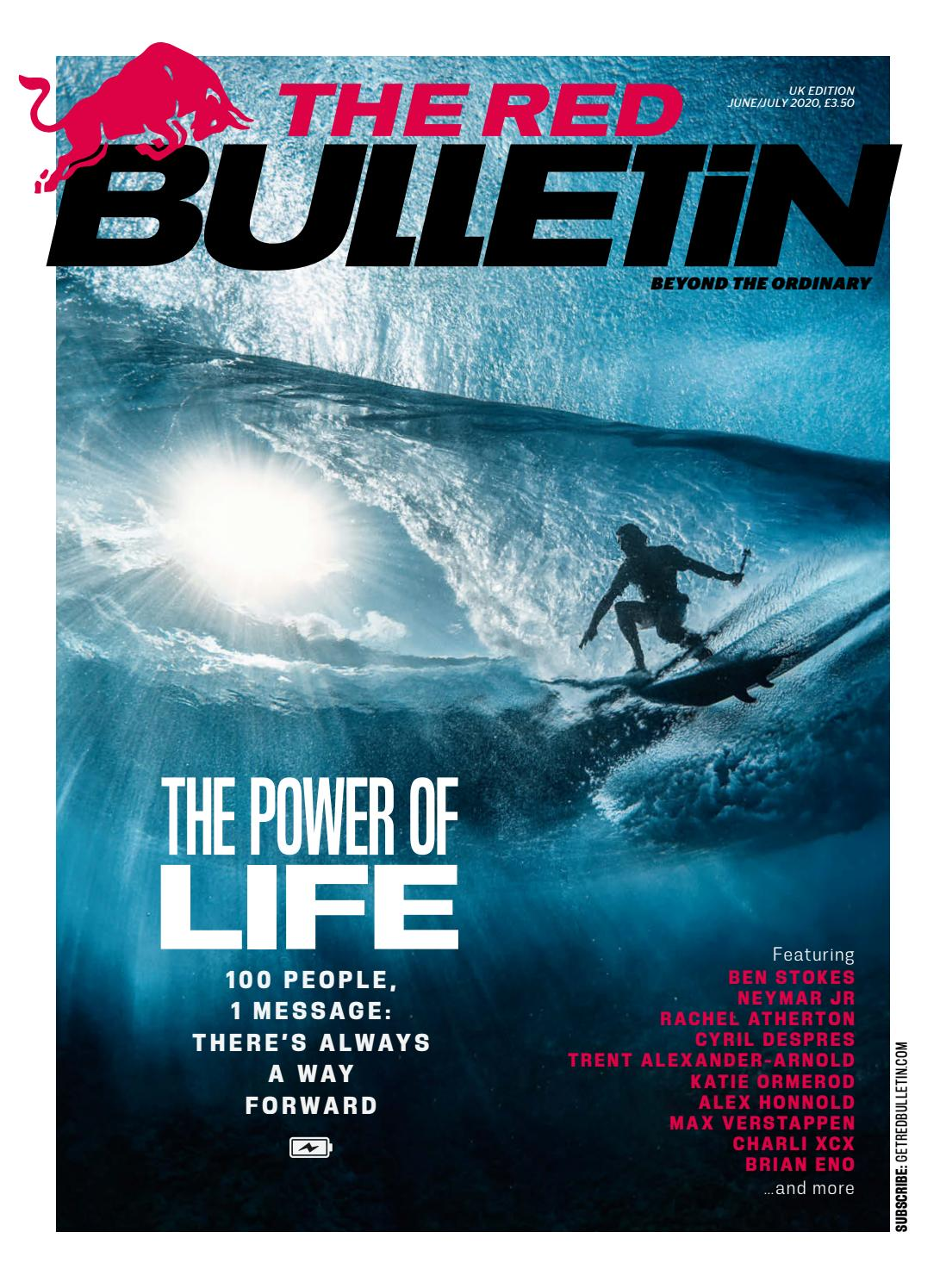 The Red Bulletin Uk 06 20 By Red Bull Media House Issuu