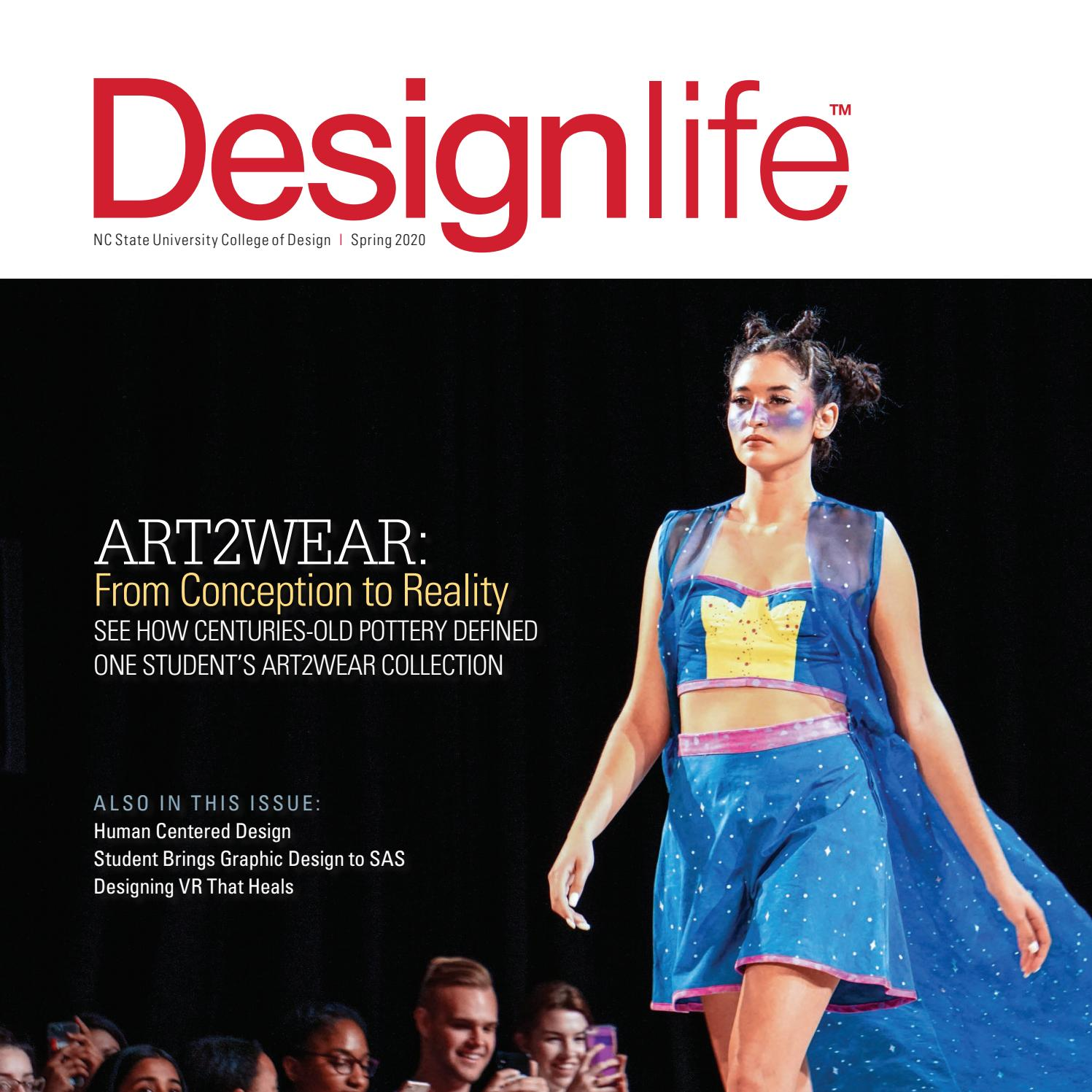 Nc State College Of Design Spring 2020 Designlife Magazine By Nc State College Of Design Issuu