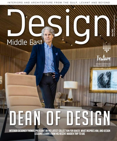 Design Middle East May 2020 By Design Middle East Issuu