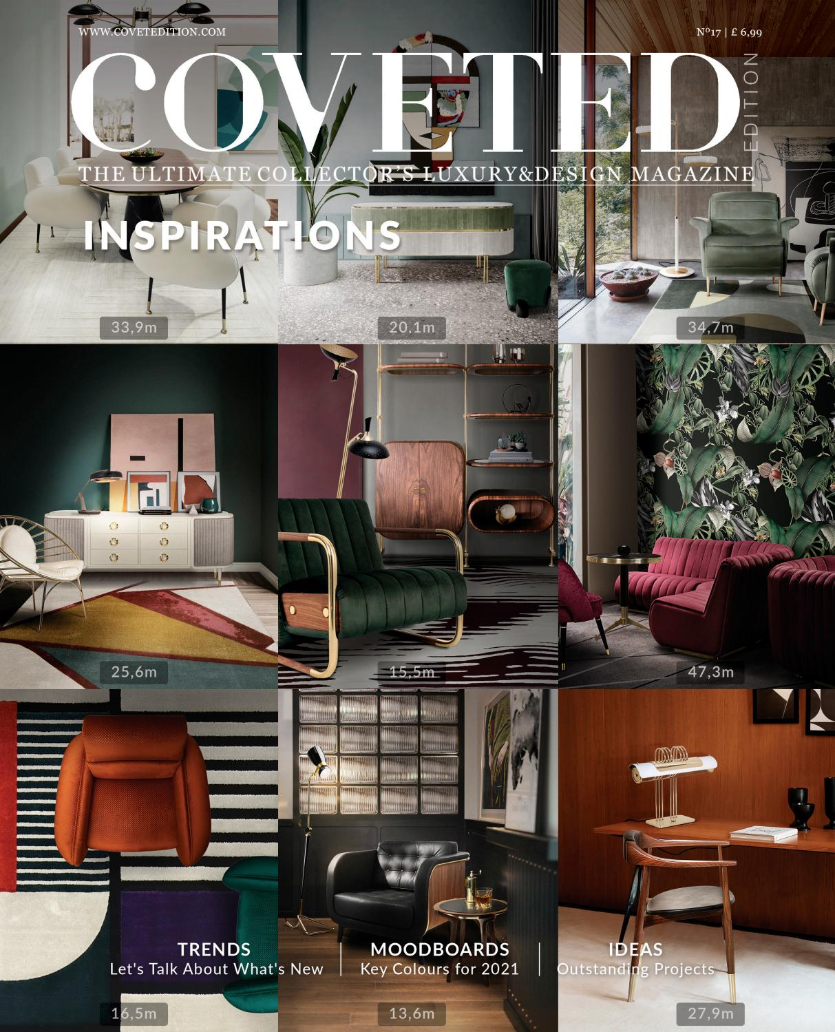 Coveted Magazine S 17th Issue By Essential Home Issuu