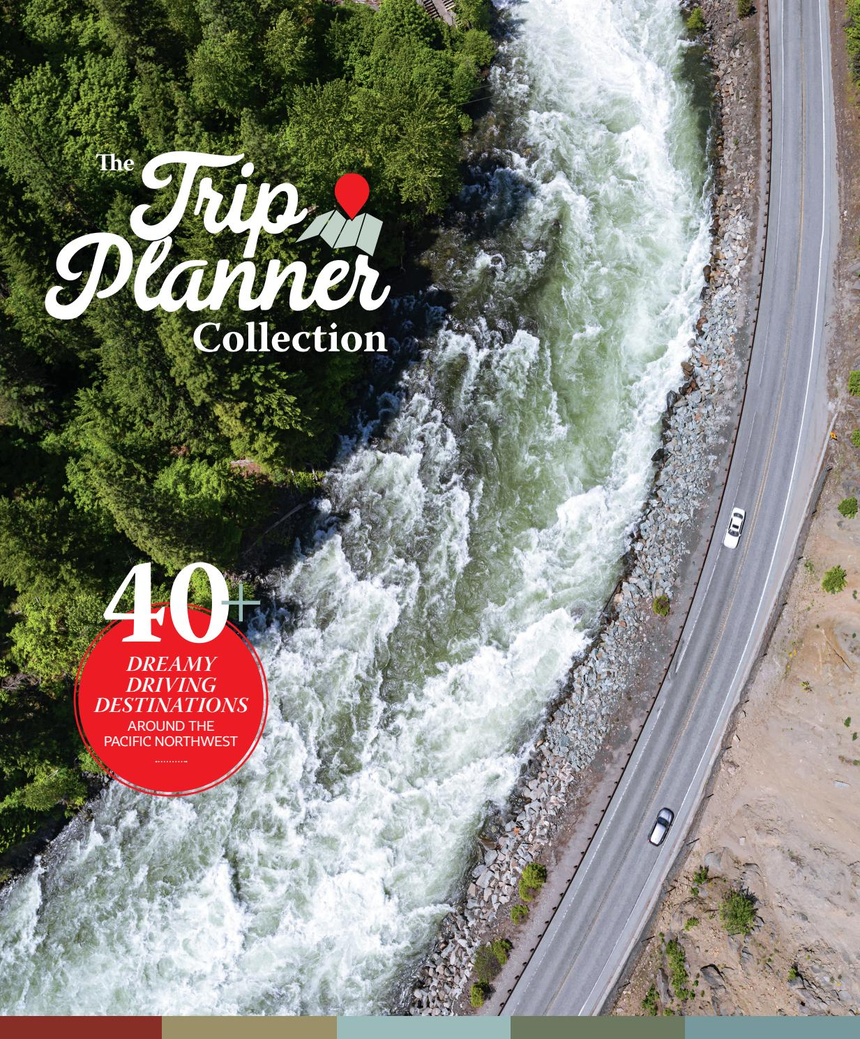The Trip Planner Collection | 2020 by Statehood Media - issuu