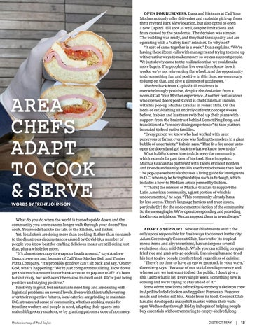 Page 17 of EAT // Area Chefs Adapt to Cook & Serve
