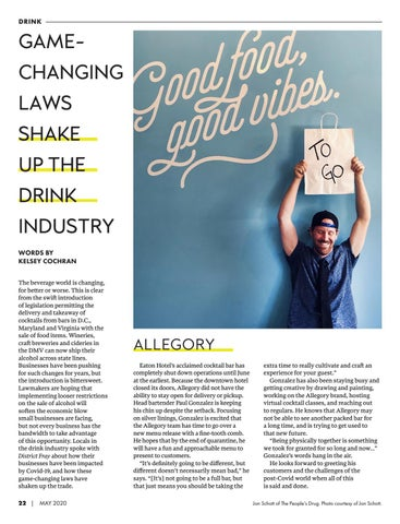 Page 24 of DRINK // Game-Changing Laws Shake Up the Drink Industry