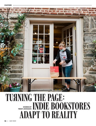 Page 38 of CULTURE // Turning The Page: Indie Bookstores Adapt to Reality