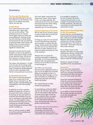Page 23 of Holy Week Sermons