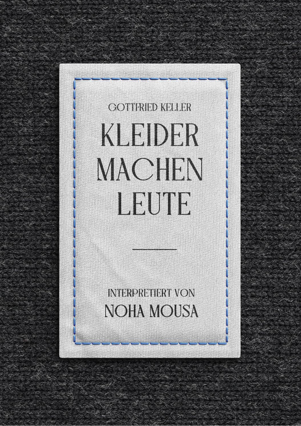 kleider machen leute | interpretationnoha mousa - issuu