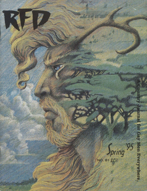 Rfd Issue 81 Spring 1995 By Rfd Magazine Gay Issuu