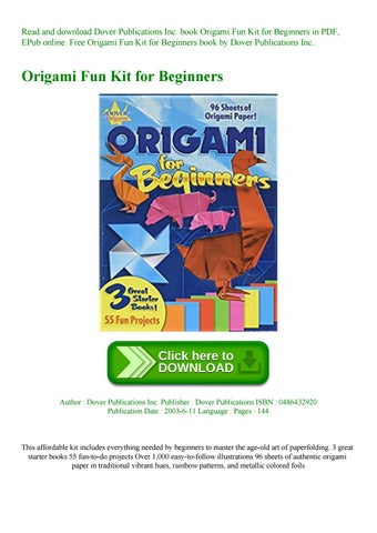 Origami Masters Bugs: How the Bug Wars Changed the Art of Origami ... | 452x320