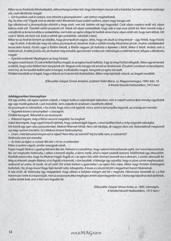 Page 12 of BUKOVINAI ÉLETKÉPEK Lőrincz Gergely írásai és rajzai Kóka Rozália rovata
