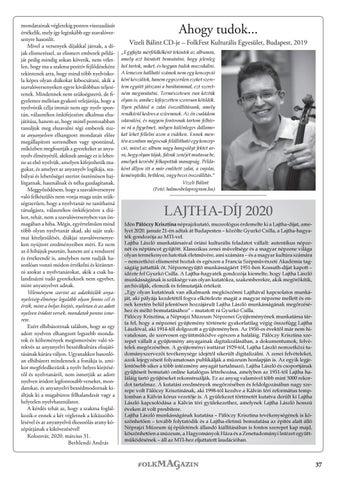 Page 37 of Néptáncfilozofálás