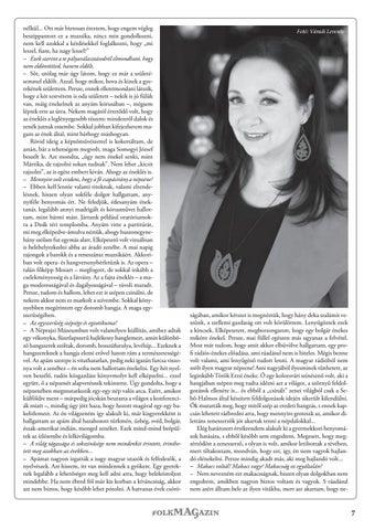 Page 7 of Beszélgetés Sebestyén Mártával