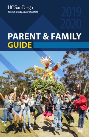 Ucsd Christmas Break 2020 UC San Diego Parent & Family Guide by CollegiateParent   issuu