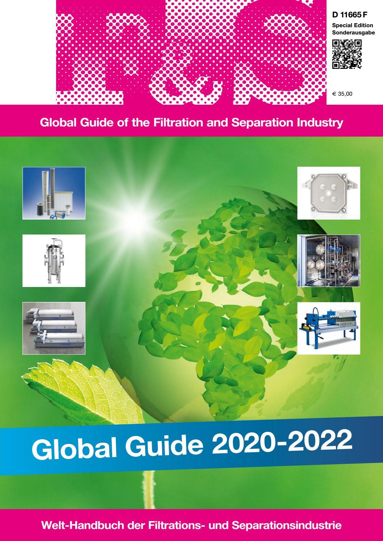 F S Filtrieren Und Separieren Global Guide 2020 2022 By Vdl Verlag Issuu