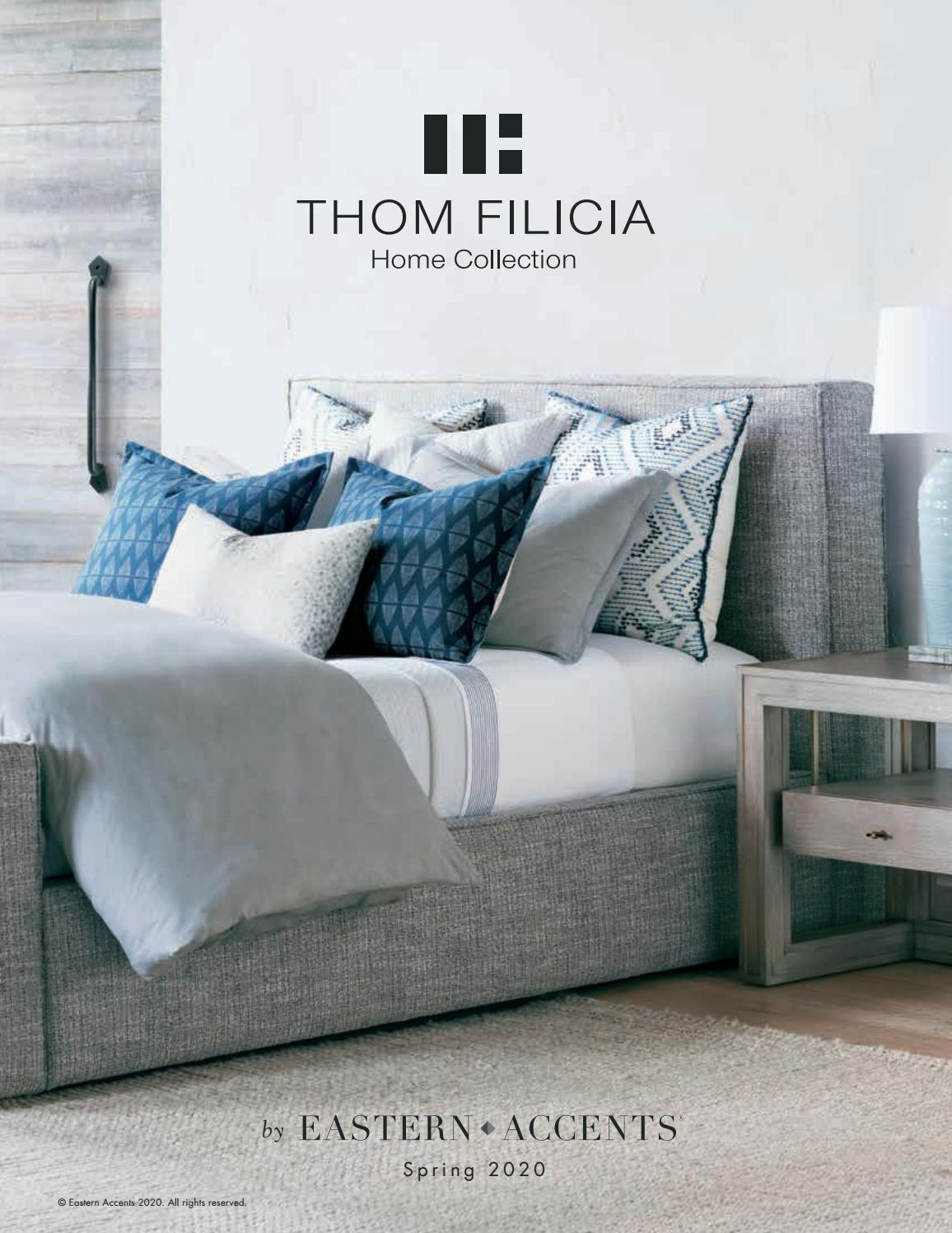Thom Filicia Home Collection By Eastern Accents Issuu