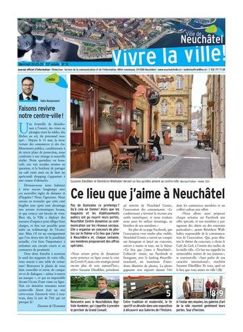 Rencontre dans le canton NEUCHATEL - Page 1