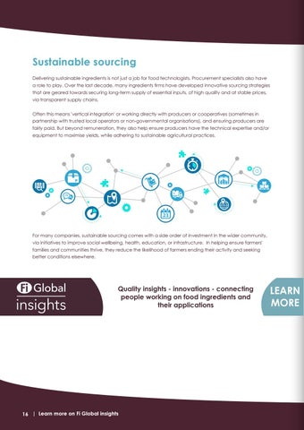 Page 16 of Sustainable sourcing