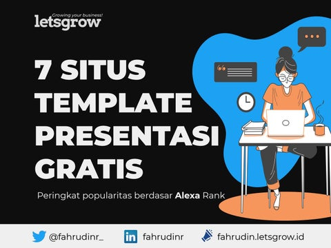 7 Situs Download Template Ppt Powerpoint Gratis Desain Menarik By Fahrudin Romadhona Issuu