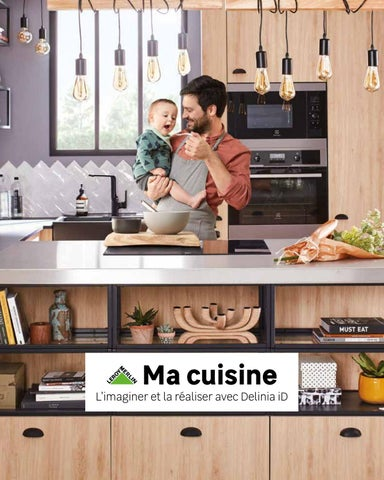 Leroy Merlin Ma Cuisine Le Guide By Agencecourtcircuit Issuu