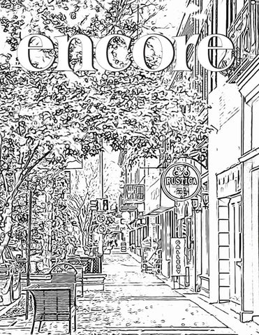 Encore June 2020 Coloring Book By Encore Magazine Issuu