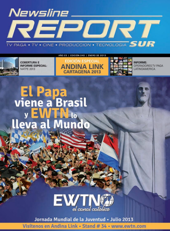 Newsline Report Sur 240 Edición Especial Andina Link Cartagena 2013 By Iq Publishing Issuu