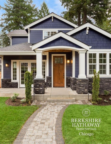 Bhhs Chicago Agent Pre Listing Book Sample By Berkshire Hathaway Homeservices Chicago Issuu