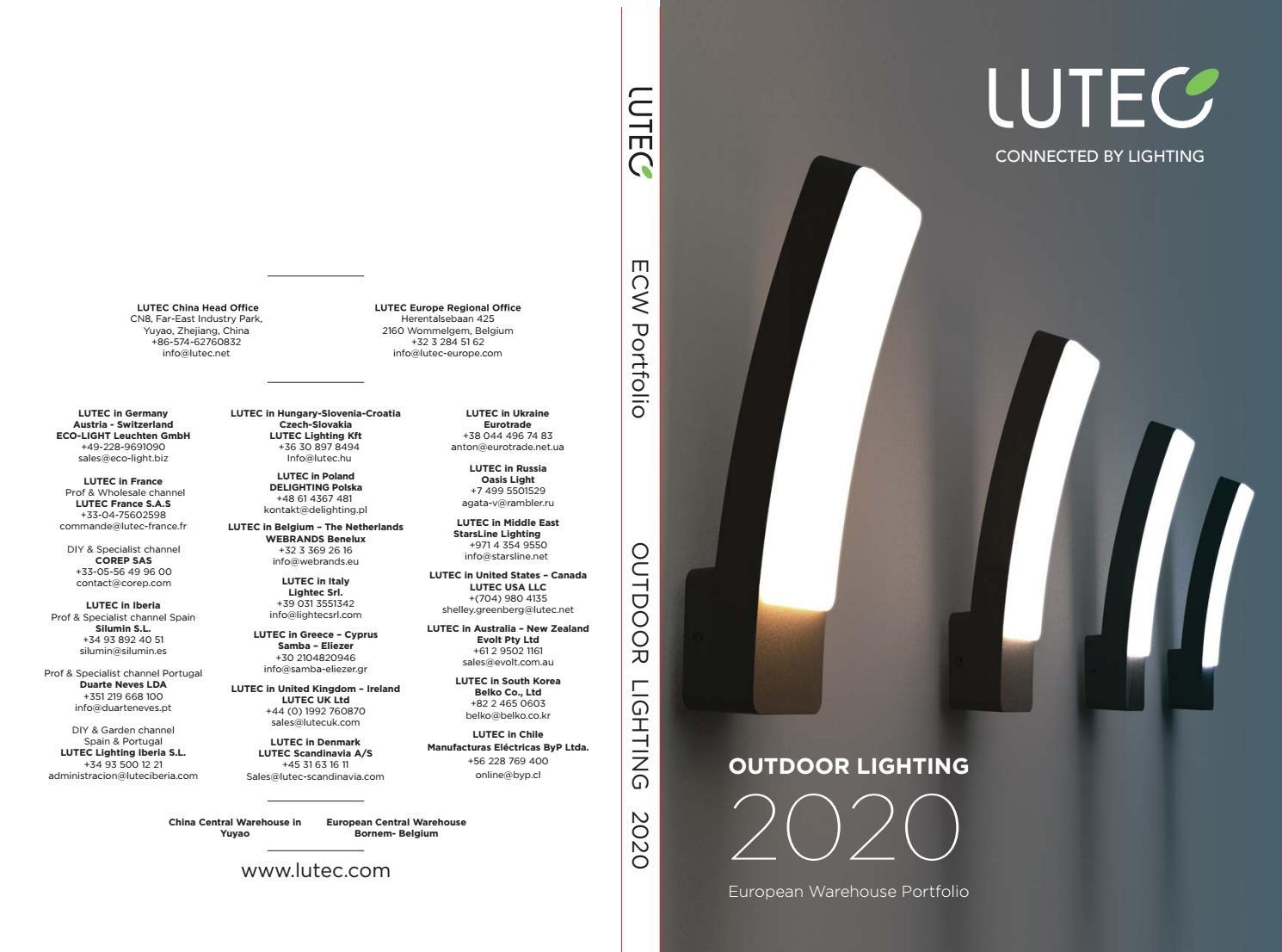 Katalog Lutec 2020 By Studioswiatla Issuu
