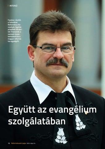 Page 12 of Együtt az evangélium szolgálatában