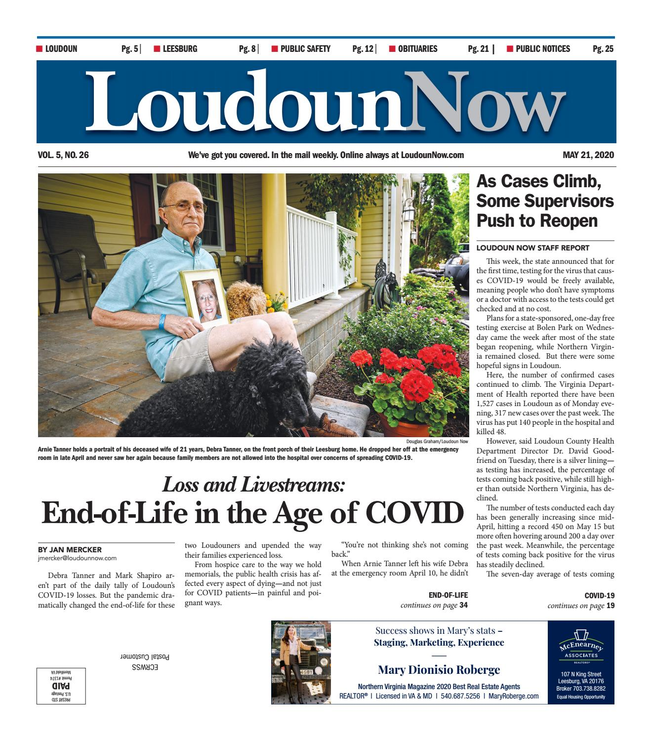 A Christmas Carol 2020 Loudoun Centre Theatre Review Loudoun Now for May 21, 2020 by Loudoun Now   issuu