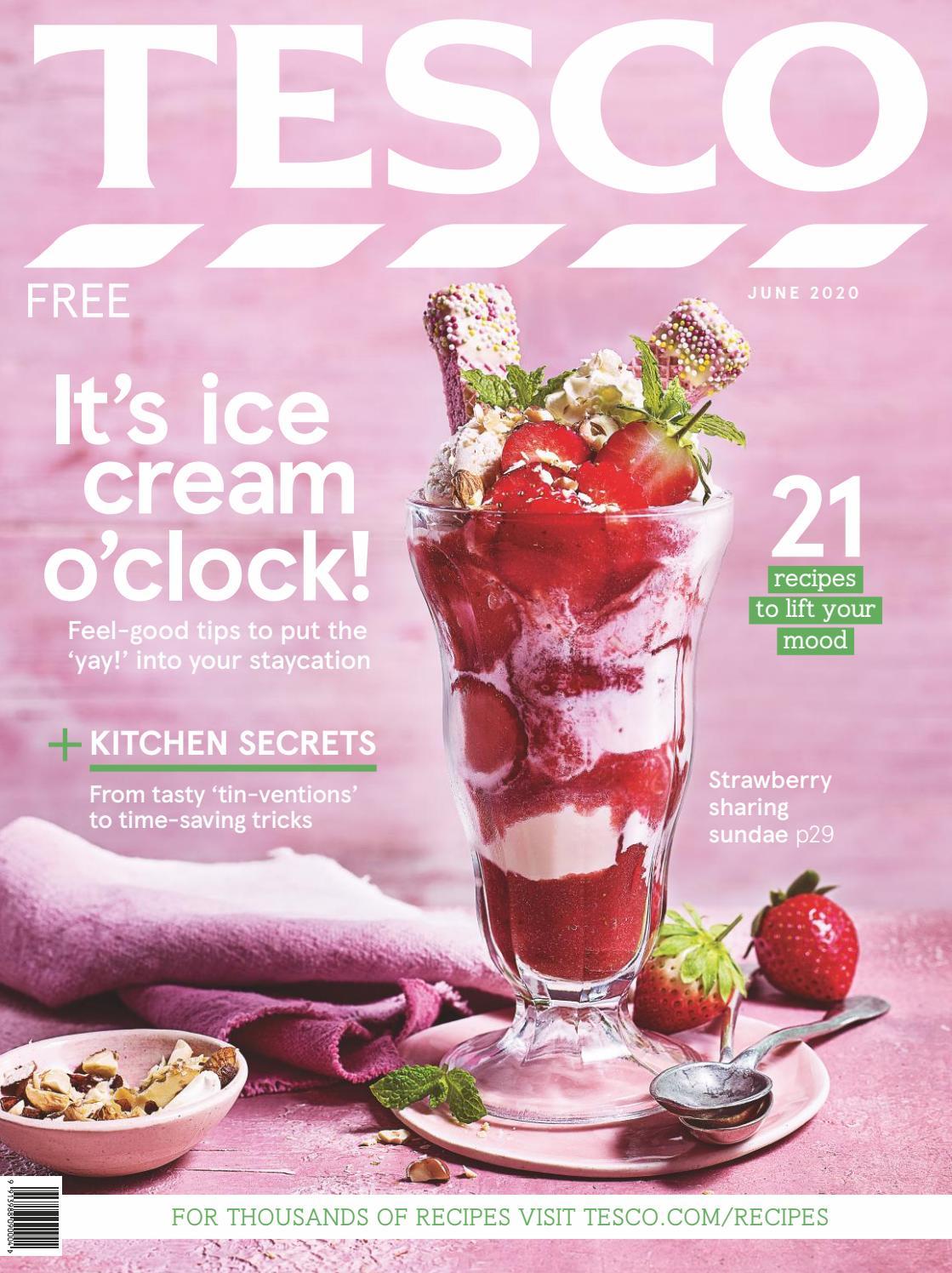 Tesco Magazine - June 11 by Tesco magazine - issuu