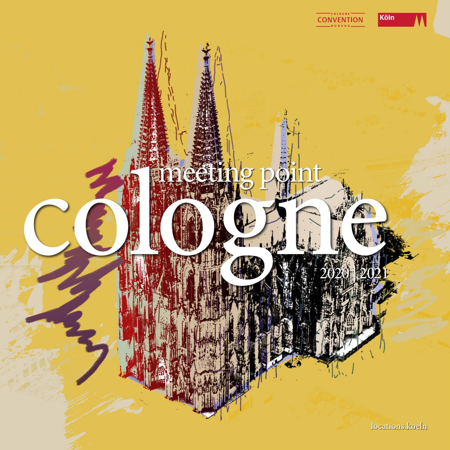Meeting Point Cologne 2020 21 By Kolntourismusgmbh Issuu