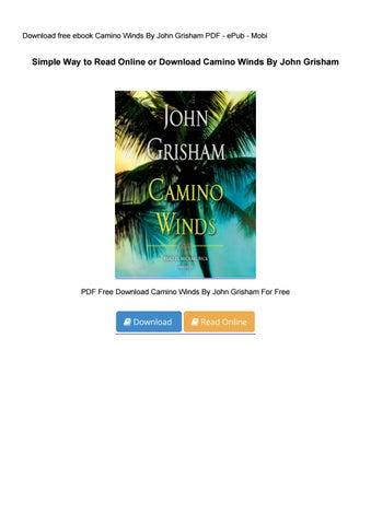 Camino Winds Grisham