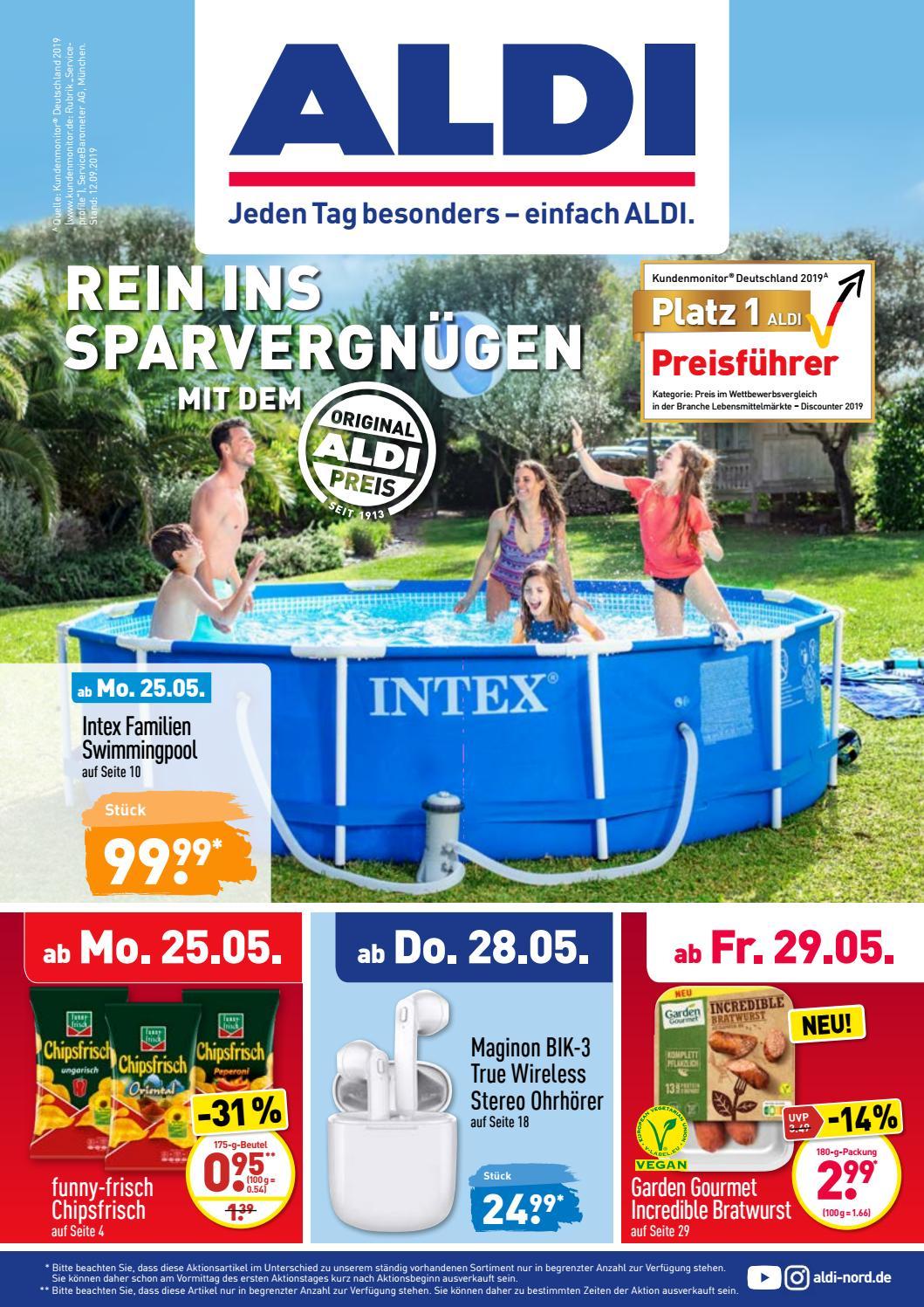 Prospekt Von Aldi Vom 24 05 2020 By Kps Verlagsgesellschaft Mbh
