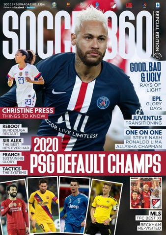 Special Edition May June 2020 By Soccer 360 Magazine Issuu