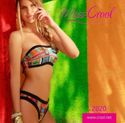 Crool «Miss Crool Spring Summer Collection 2020» με νεανικά μαγιό