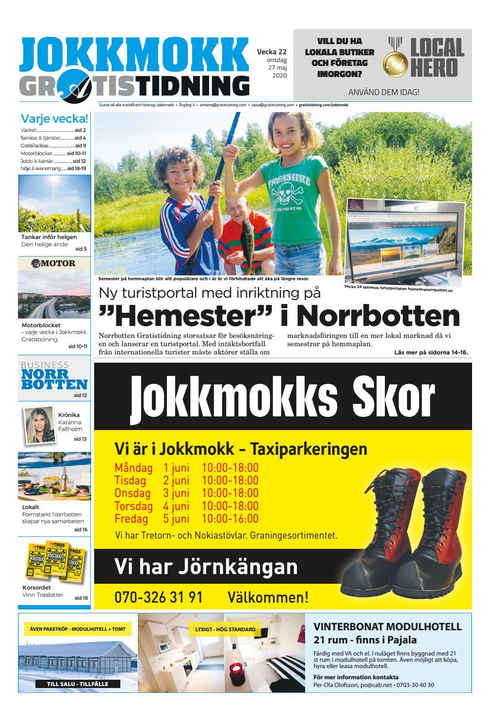 nyheter - Jokkmokks Kommun