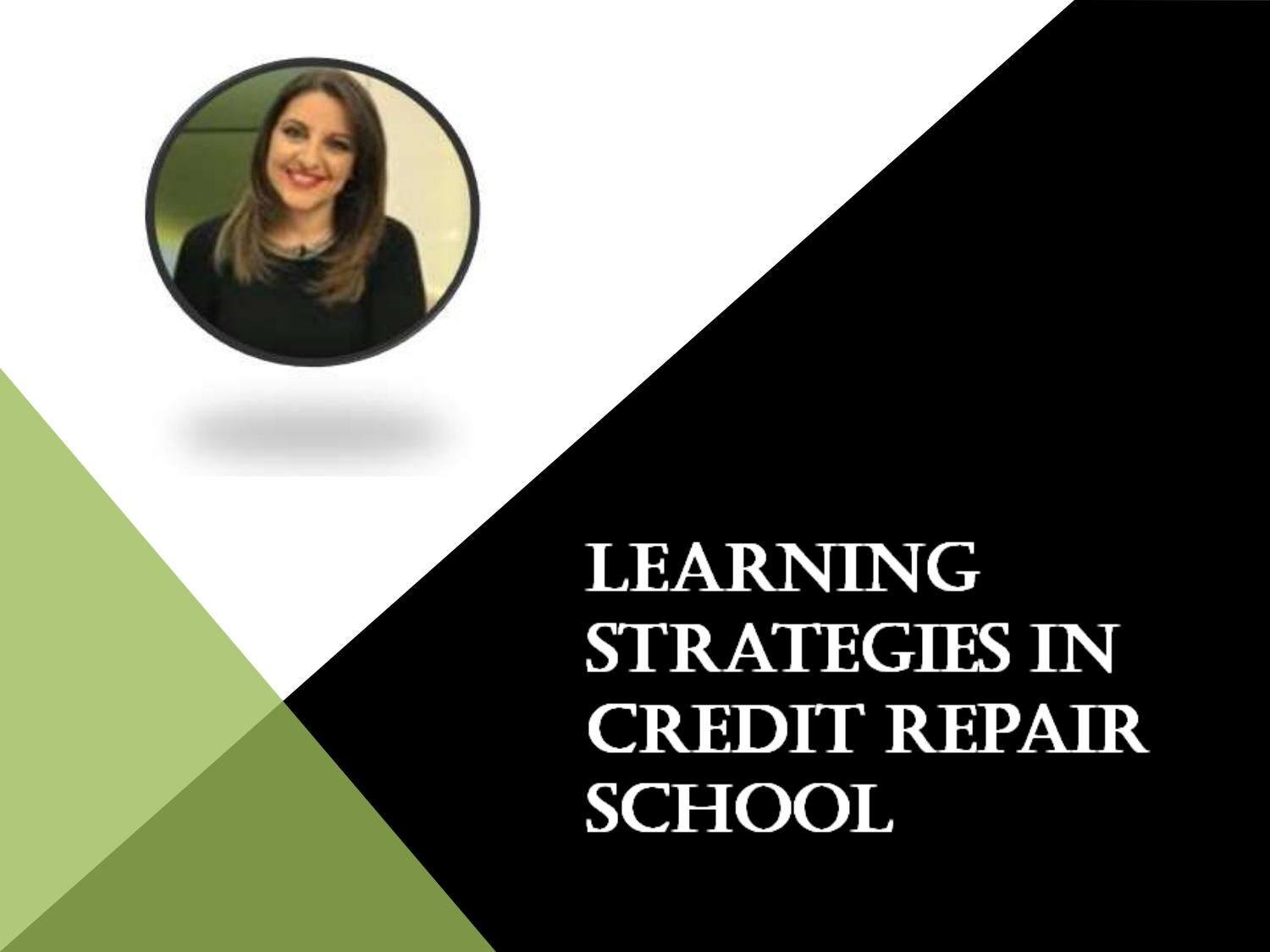 Become A Credit Repair Specialist Get Desired Feedback From Here By Credit Repair Issuu