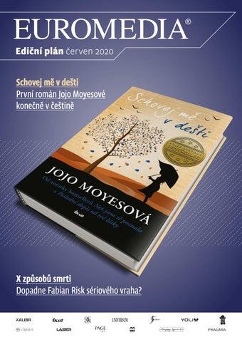 Ediční plán nakladatelství Euromedia - červen 2020