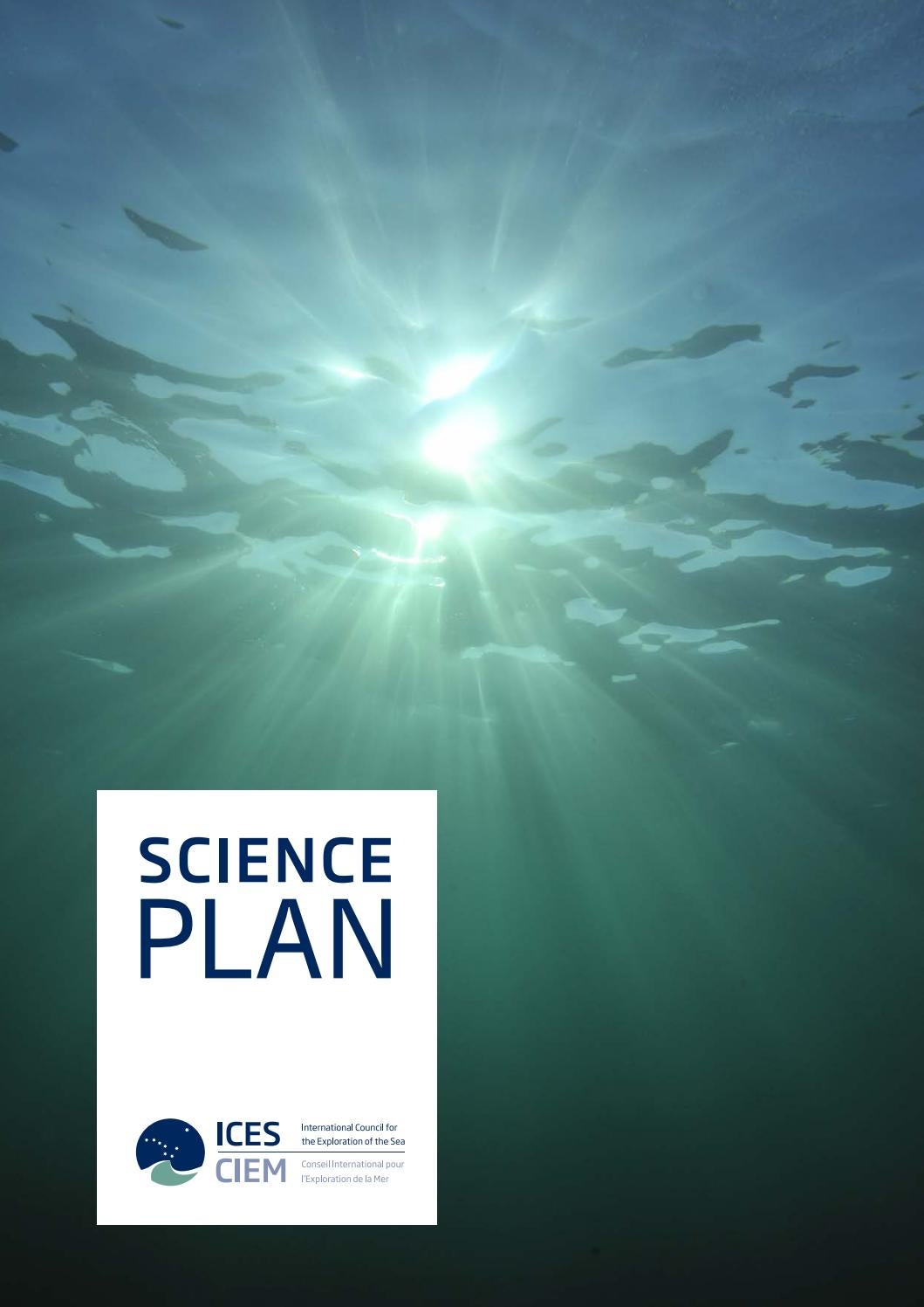 Ices Science Plan By Ices Issuu
