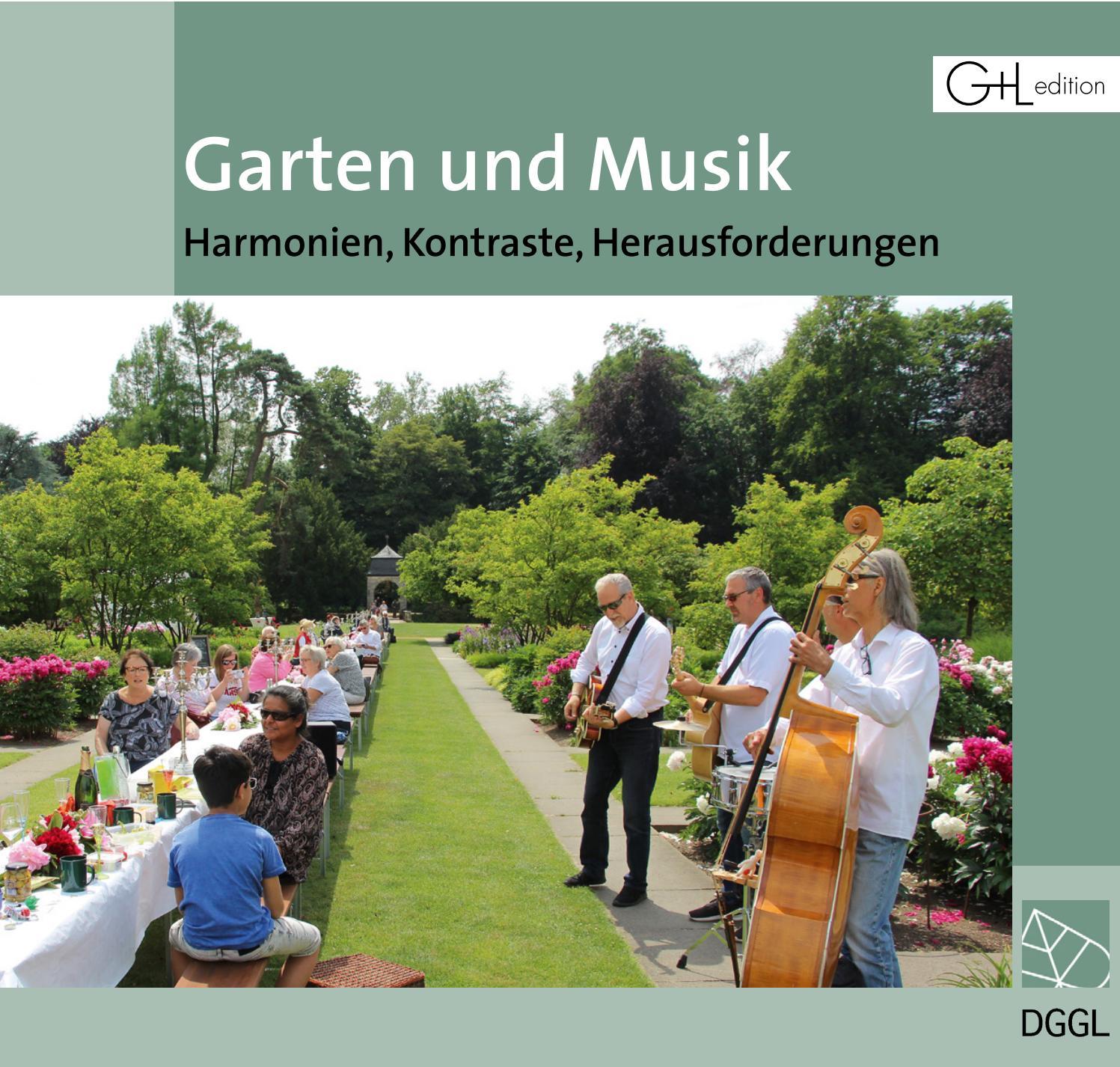 Dggl Themenbuch Garten Und Musik By Callwey Gmbh Issuu